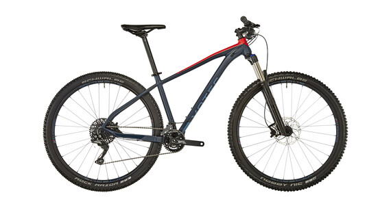 "VOTEC VC Comp - Tour/Trail Hardtail 29"" - blue/red"